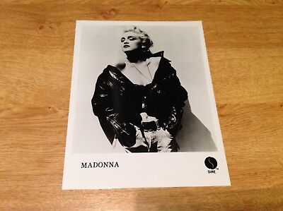 Madonna Vintage 1986 True blue HERB RITTS PROMO PHOTO
