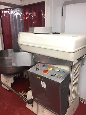 MIXING BOWL, BAKERY,MEAT,INDUSTRIAL,SPIRAL MIXER, 200kg