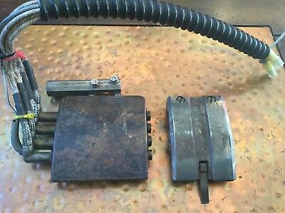 (2) Leister Comet Membrane Replacement Wedge heaters Heater