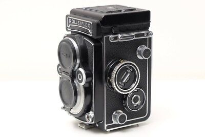 Rolleiflex 3.5F White Face TLR Medium Format Camera - Mint Condition!