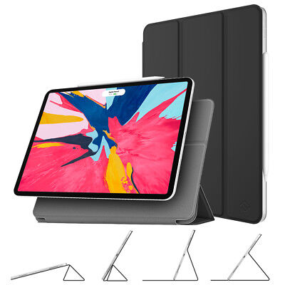 For iPad Pro 11 Inch 2018 Case Magnetic Attached Smart Stand Cover Sleep/Wake