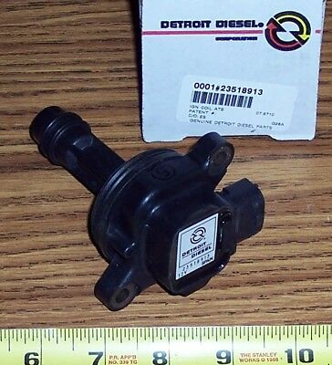 Genuine Detroit Diesel Ignition Coil Series 50/60 Ignition Coil ~ P/n 23518913
