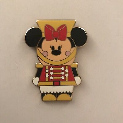 Disney Pin Minnie Mouse Holiday Nutcracker Mystery Box Authentic Christmas Pin