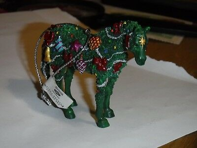 "Panted Pony ""deck The Halls"""