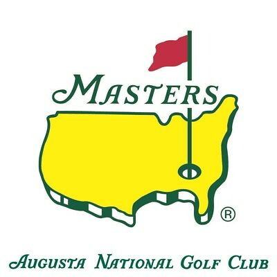 2019 Master's Monday Practice Round Tickets (2)