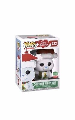 Funko Pop! Care Bears Christmas Wishes Bear #432 CONFIRMED PRE-ORDER