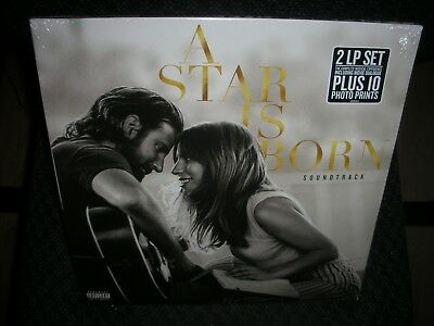 A Star Is Born (Original Soundtrack)  **NEW RECORD LP VINYL LADY GAGA