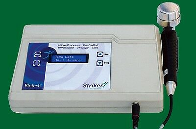 Professional Ultrasound therapy LCD Display Arthritis, osteoporosis Machine &CB9