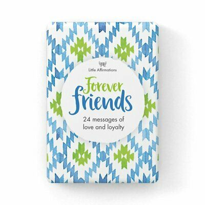 Forever Friends - Affirmations Card Set - Affirmation Card Sets, APHDFF