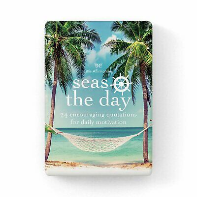 Seas the Day - Affirmations Card Set - Affirmation Card Sets, APHDSD