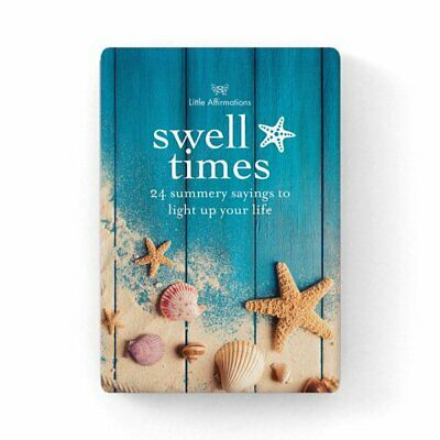 Swell Times - Affirmations Card Set - Affirmation Card Sets, APHDSW