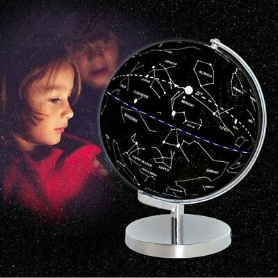 Earth And Constellation Globe - Light Up Globe and Star Map, Educational Gift
