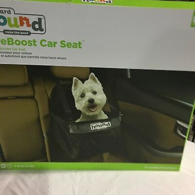Outward Hound Safeboost Car Seat For Dogs. Size: Medium For Dogs 0-20Lbs