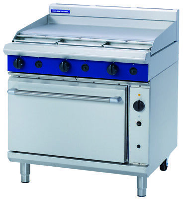 Blue Seal 900mm Gas Range Convection Oven G56A