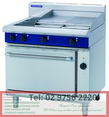 Blue Seal 900mm Electric Range Convection Oven E56B