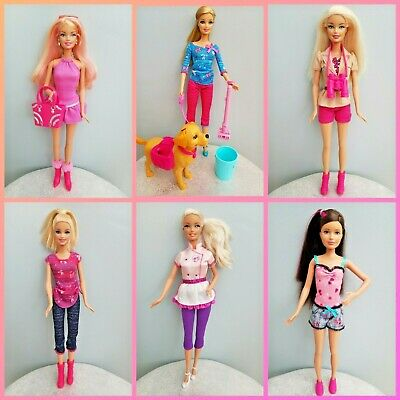 BARBIE DOLLS - I Can Be..., Luv Me 3, Pets, etc - Choose Your Doll