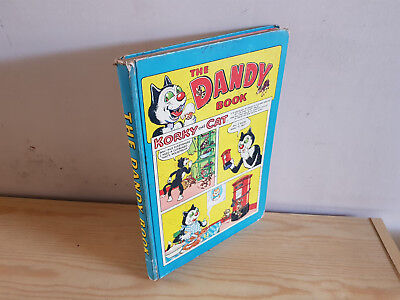 DANDY BOOK 1960 vintage comic annual - G