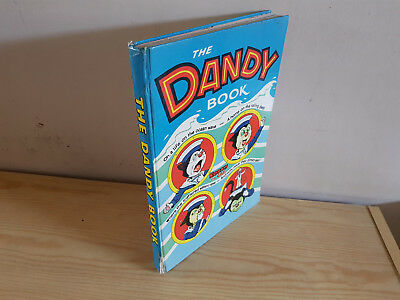 DANDY BOOK 1963 vintage comic annual -