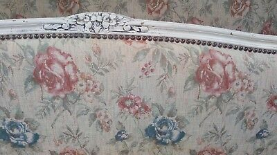 French Versailles Corbeille Double size bed frame shabby chic