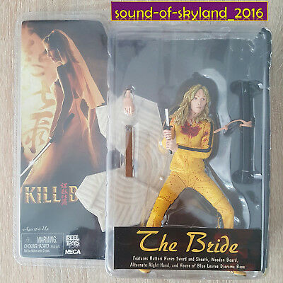 NECA - THE BRIDE (Kill Bill) - Reel Toys - Best of Collection