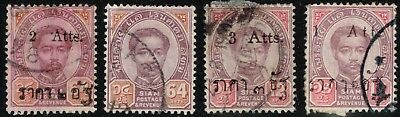 1889-96 group attractive & scarce
