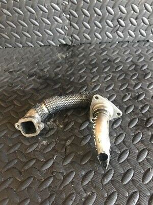 Vauxhall Opel Insignia 2.0 Cdti 2009-2014 Year Egr Valve Pipe