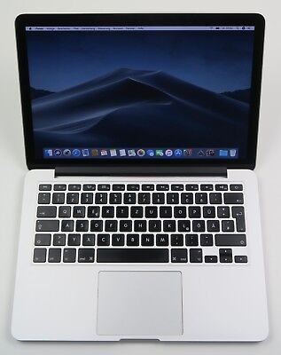 "Apple MacBook Pro Retina 13,3"" i7 2,8 Ghz 1 TB SSD 16 GB Ram ME866D/A"