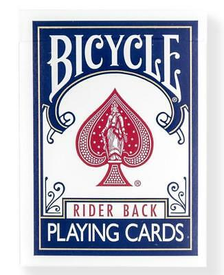 Bicycle® Rider Back Blue Playing Cards