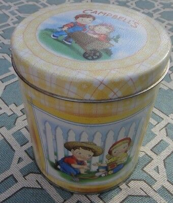 Vintage Campbell's Kids Tin