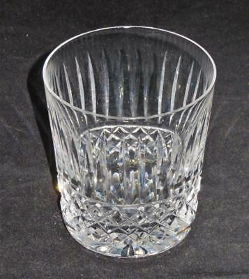 Waterford Crystal MAEVE, Cut Vertical & Criss-Cross Bowl Old Fashioned 3 1/2""