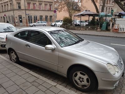 Mercedes Benz C 180 Coupe