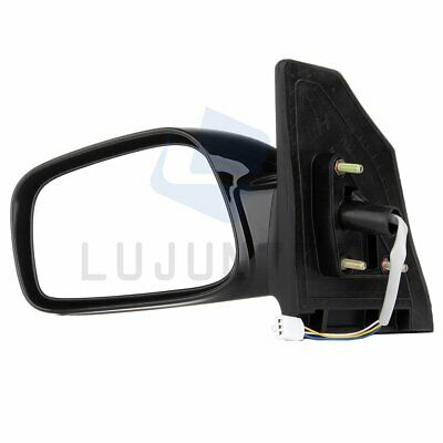 Black Power Right Mirror For 2003-2008 Toyota Corolla Passenger Side View RH
