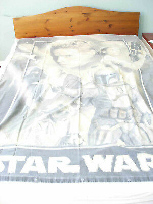 Star Wars Single Duvet Cover and Pillow case