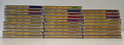 29 POP HITS MONTHLY KARAOKE COUNTRY Rock Pop CD+G MULTIPLEX NOS Stellar Records