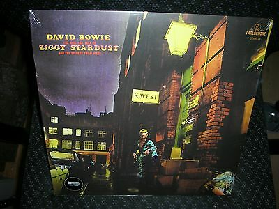 David Bowie *The Rise and Fall of Ziggy Stardust *New 180 Gram Record LP Vinyl