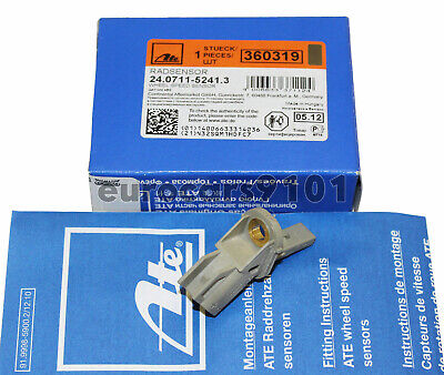 New! Volvo ATE Front Left Right ABS Wheel Speed Sensor 24.0711-5241.3 31423572
