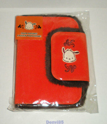 VERY HTF! 2000 Sanrio POCHACCO Padded Monthly Planner! NEW!