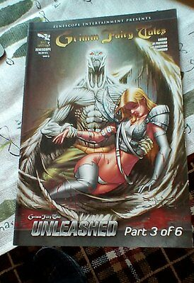 Grimm Fairy Tales Annual #2013 - Unleashed #3 - Cover A Vf