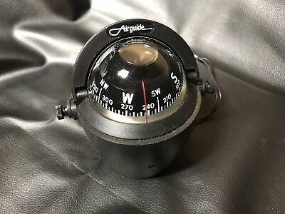Airguide Compass - Lit 12v w/mount