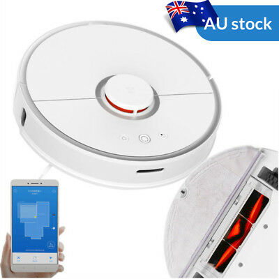 Roborock 2nd Vacuum Cleaner Robot S50 Smart Sensor Dry Wet Sweep AU Version