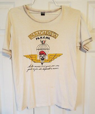 Panama Defense Forces Airborne School Instructor's T-Shirt
