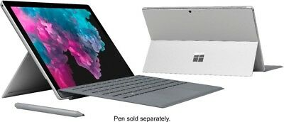 "Microsoft - Surface Pro - 12.3"" Touch Screen - Intel Core M3 - 4GB Memory - 128G"