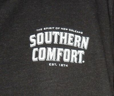 Southern Comfort Advertising T Shirt - The Spirit Of New Orleans - Large