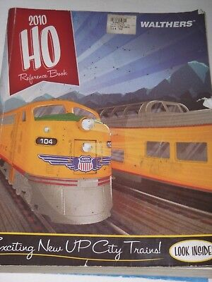 2010 WALTHERS HO Scale Reference Book