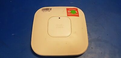LOT OF 4 Cisco AIR-CAP3502I-N-K9 2&5 GHz wireless access point