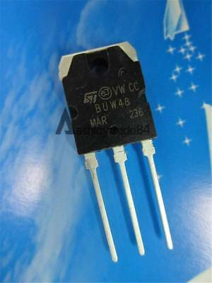 10PCS NEW Manu:ST BUW48 Encapsulation:TO-247,High Power NPN Silicon