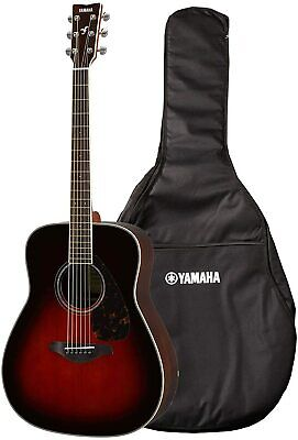YAMAHA Acoustic Guitar FG SERIES Cigarette Brown Sunburst FG830 TBS from japan
