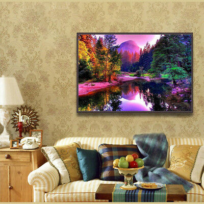 5D Embroidery Paintings Rhinestone Pasted DIY Diamond Painting Cross Stitch Pen