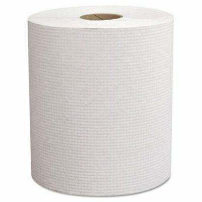 Cascades PRO Select 800 ft White Hard Roll Paper Towels, 6 Rolls (CSDH080)