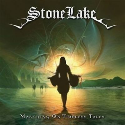 STONELAKE Marching On Timeless Tales  CD  Neu OVP Swedish Hardrock Melodic Metal